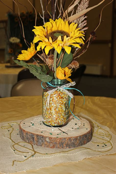 table centerpieces table centerpiece pat andrea s reception pinterest