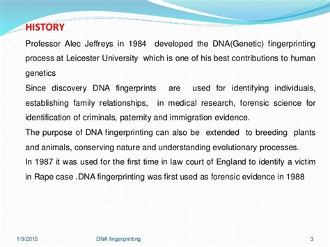 research paper on dna fingerprinting organizing persuasive speeches and essays inspiration