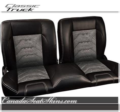 classic truck bench seat tmi sport s pro series restomod truck seats