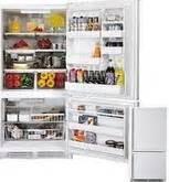 Lemari Es Freezer model lemari es