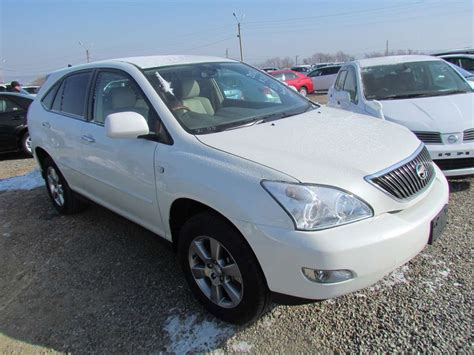 2010 Toyota Harrier For Sale 2 4 For Sale
