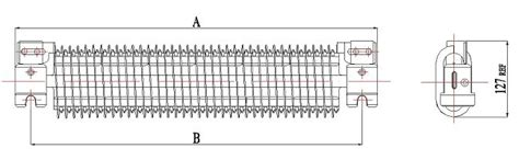 edge wound power resistors edge wound power resistors 28 images 50w watt 6 ohm wire wound ceramic cement power resistor