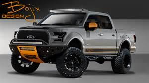 Ford Truck 2016 Sema Ford F150 Bojix Design The Fast Truck