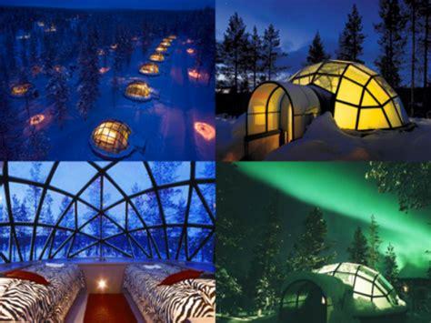 northern lights iceland igloo igloo hotel finland northern lights aurora bucket