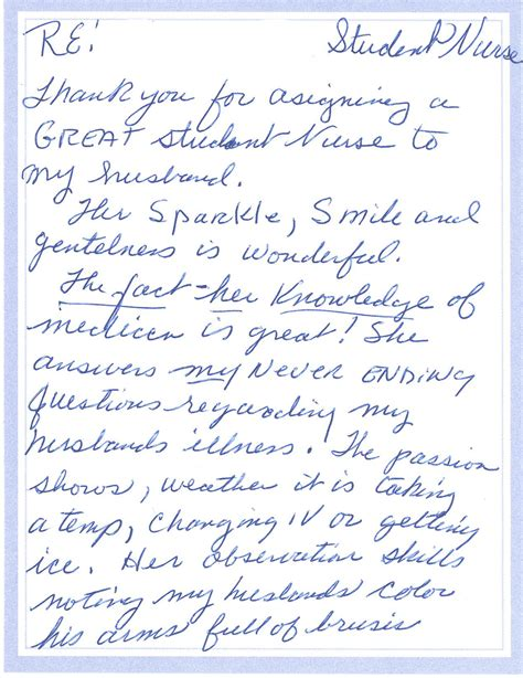 Thank You Letter Clinical Instructor a thank you note bakersfield college president s