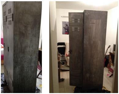 meuble vestiaire metal armoire vestiaire vintage