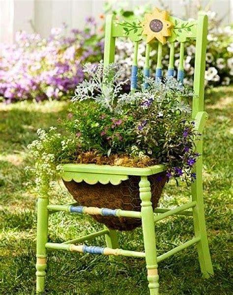 Repurposed Garden Decor Disconcerting Repurposed Garden Decor Ideas Diy Ideas