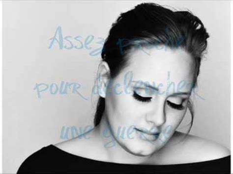 Adele Turning Tables Traduction by Adele Turning Tables Traduction Fran 231 Aise