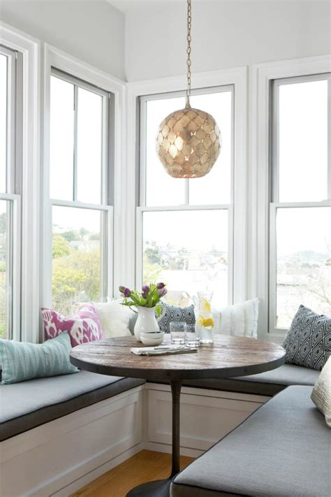window nook modern breakfast nook ideas that will make you want to