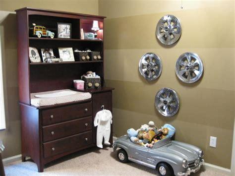Love My Car 50 Ideas For Car Themed Boys Rooms Car Nursery Decor