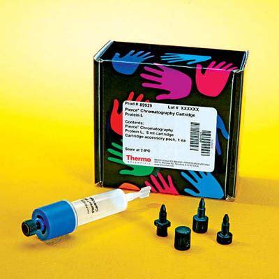 protein l resin thermo scientific protein l agarose and kits