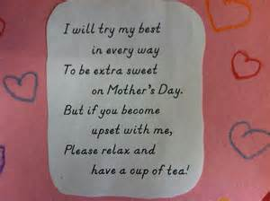 inspirational mothers day poems date sunday may 10th