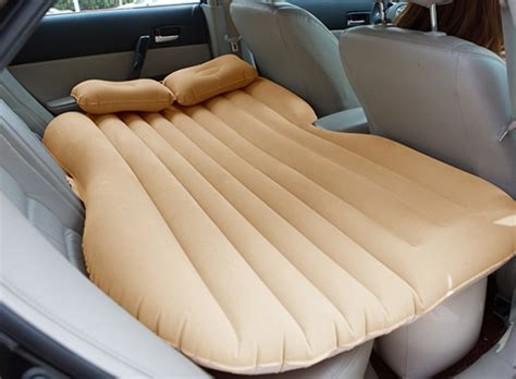 Up Mattress For Car by How To Sleep Comfortably In A Car