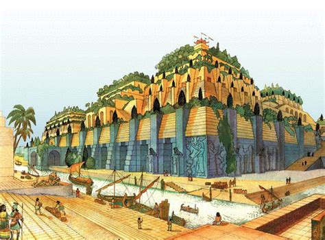the hanging gardens of babylon somchoei outdoor club