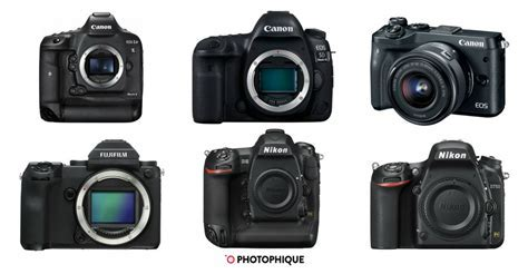 10 Best Cameras for Professionals   2019's Top Full Frame