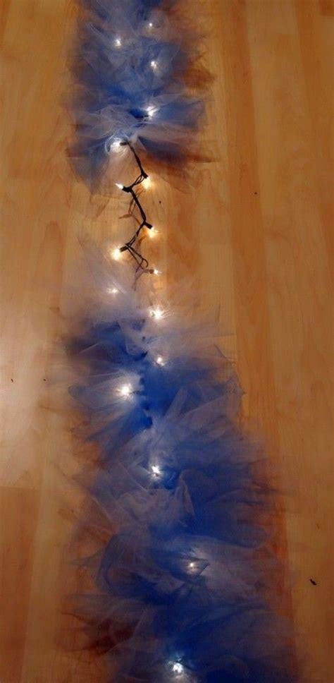 best 25 tulle lights ideas on pinterest