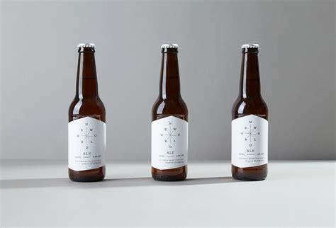 label design melbourne new world ale jac