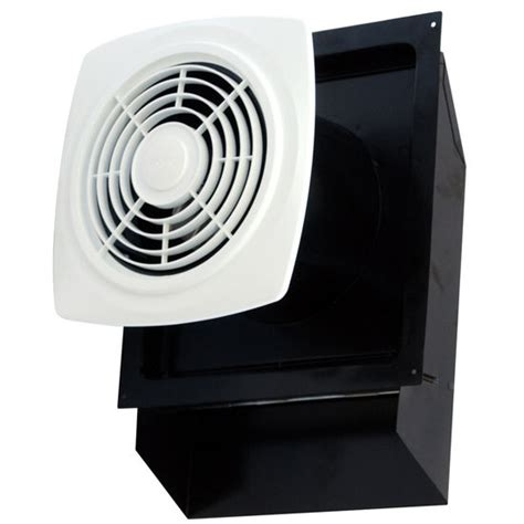 bathroom exhaust fan on wall air king 180 cfm through wall bathroom exhaust fan free