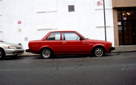 2 Door Toyota The Peep 1982 Toyota Corolla 2 Door Rotary