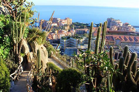 jardin exotique de monaco cactuses and breathtaking