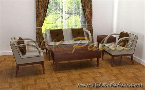 Kursi Tamu Kayu Minimalis Murah kursi tamu set minimalis jati surabaya murah harga murah