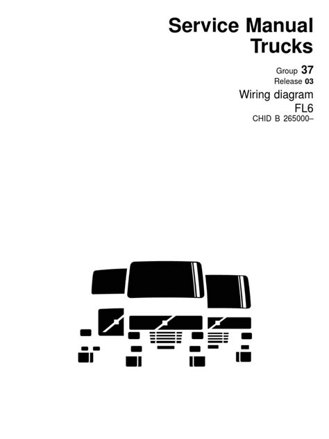 volvo wiring diagram fl6 pdf cable electrical connector