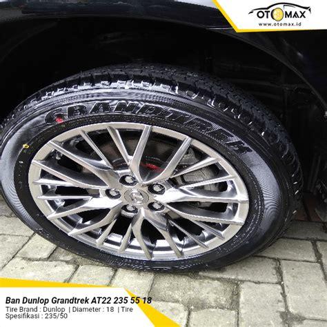 Dunlop At22 235 55 R18 Ban Mobil daftar harga jual ban dunlop grandtrek at22 235 55 18