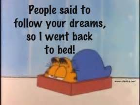 going to bed quotes