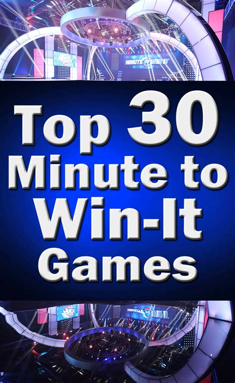 minute to win it for top 30 minute to win it the budget diet