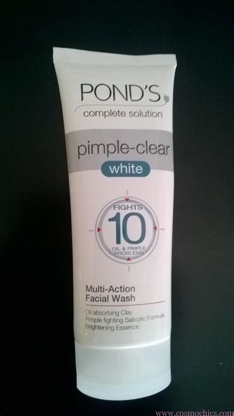 Ponds Detox For Acne Prone Skin Review by Ponds Pimple Clear White Wash For Acne Prone Skin