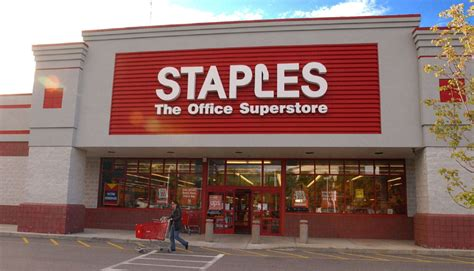 buyout talks send staples stock soaring with