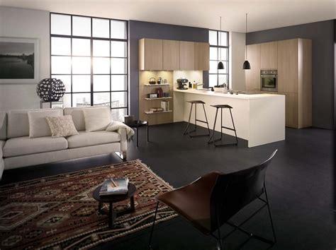 Oak Kitchen Cabinets Ideas by Cocinas Modernas Con Isla 100 Ideas Impresionantes