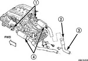 2001 dodge intrepid im working repair manual exhaust system