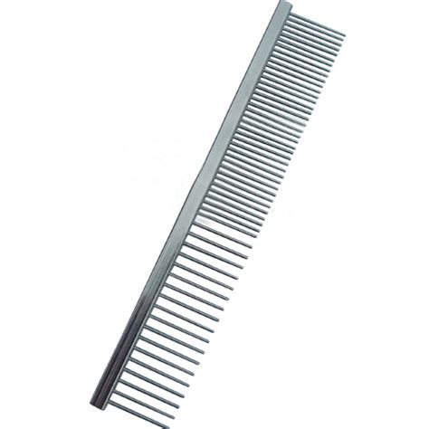 Combs For Shedding by Stainless Steel Pet Cat Pin Comb Hair Shedding Grooming Flea Comb Ebay