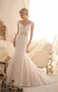 wedding dress styles 5 styles of wedding dresses
