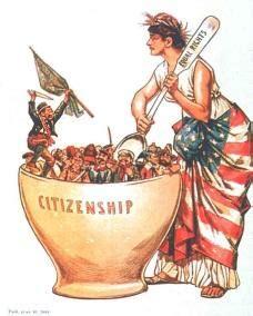 potted biography definition america melting pot or salad bowl wypr