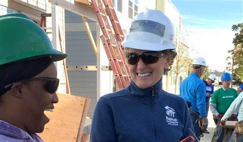 Cu Executive Mba Denver by Habitat For Humanity Ceo Puts Mba To Use Cu Denver Today