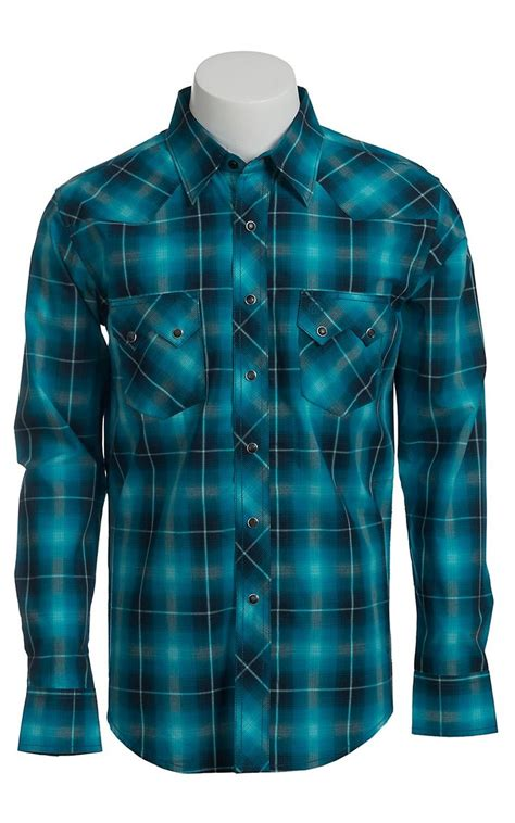 Blue Western Shirt 17 best images about turquoise s shirt on