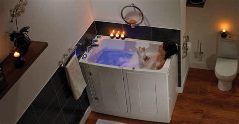 Walk In Baths Easy Access Premier Care In Bathing