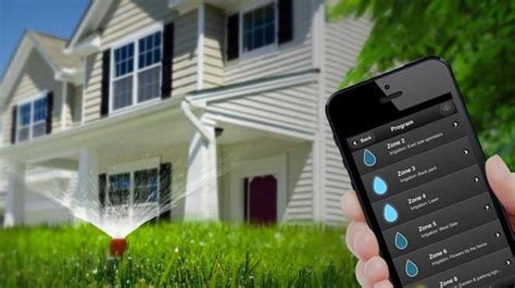 greeniq manages your lawn and garden watering schedule so