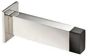 wall door stop by cool lines modern door stops by