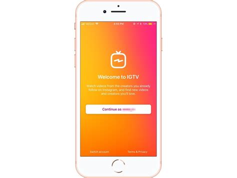 how to use igtv the new instagram app for watching and