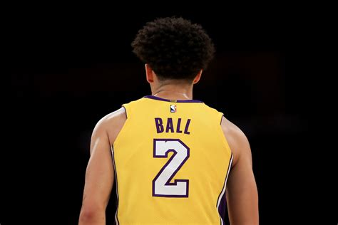 lakers bench lonzo ball trail blazers shut