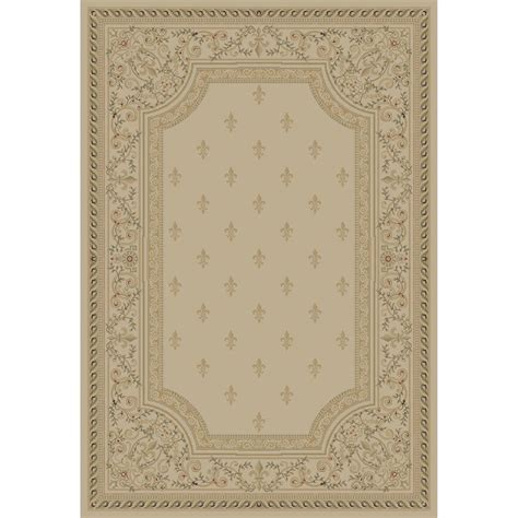 home decorators collection imperial ivory 3 ft x 5 ft home decorators collection tribal essence ivory 5 ft 3 in