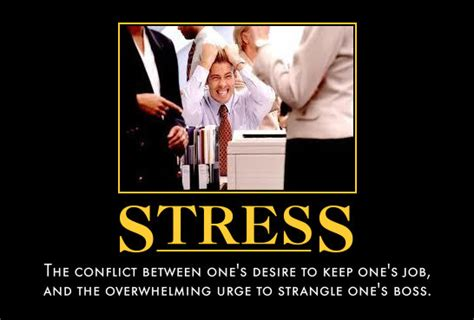 Stress Meme - work stress