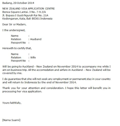 Sponsor Letter For Kitas Contoh Surat Sponsor Visa New Zealand 28 Images Backpacker Korea On Quot Contoh Surat