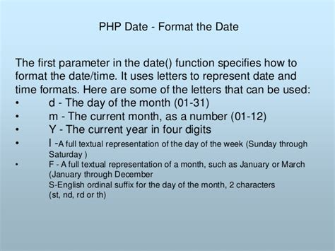 mysql format date week number php and mysql