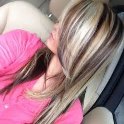 chunking highlights hair pictures 1000 images about hair on pinterest blonde highlights