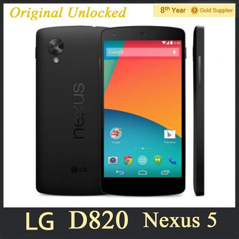 Android Lg 2gb Ram original lg nexus 5 d820 d821 cell phone android 4 4 gps