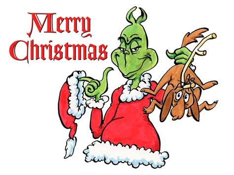 Mr Grinch Stole - the countdown to 2013 favorite